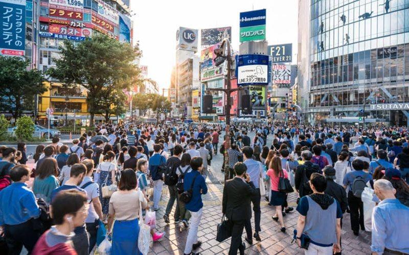 วิกฤตประชากรของประเทศญี่ปุ่น