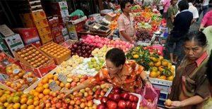 การเลือกซื้อสินค้าประกอบอาหาร